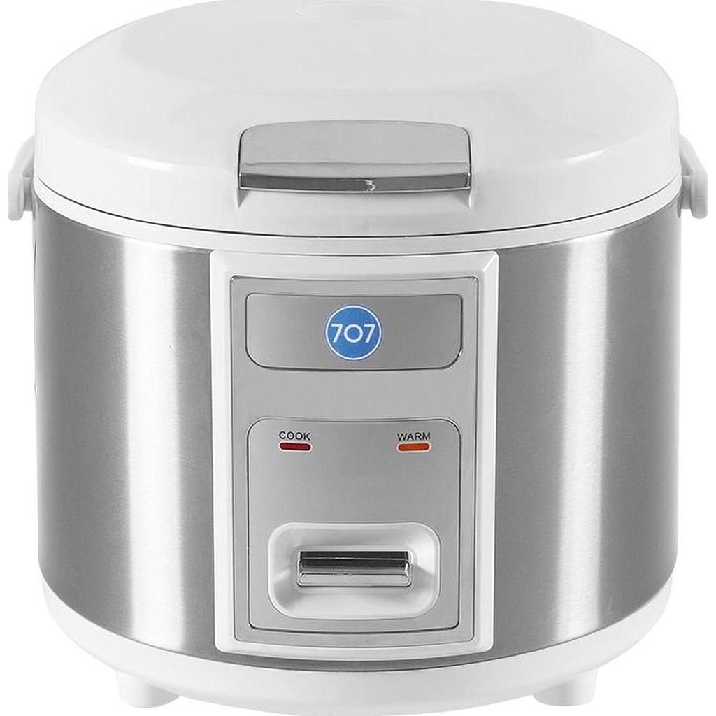 707 DELUXE STAINLESS STEEL RICE COOKER (1.8L) RCM182