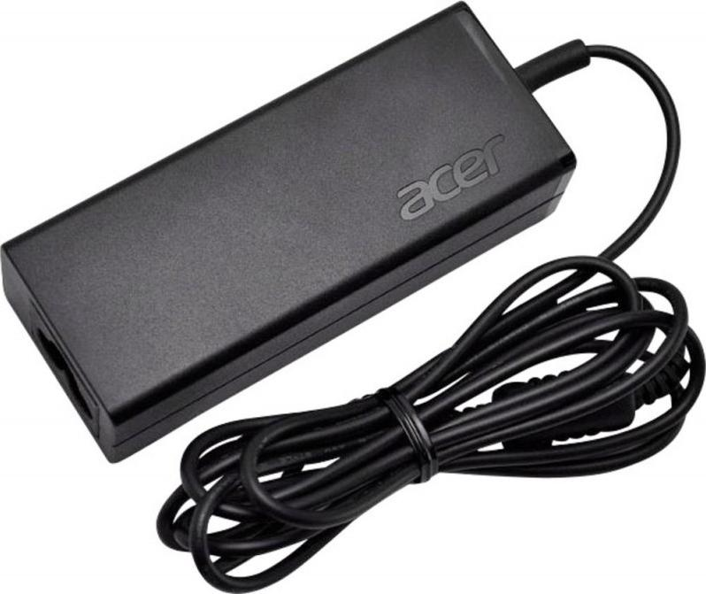 ACER 45W POWER ADAPTOR + CORD (SMALL PIN - 3PHY) NP.ADT0A.073