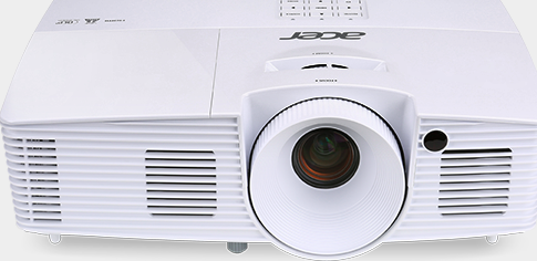 ACER 3D READY PROJECTOR (WHITE) X127H
