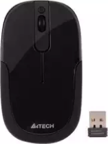 A4TECH WIRELESS MOUSE (BLACK) G9-110F
