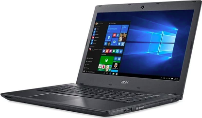 ACER 14IN NOTEBOOK I5-7200U 4GB 1TB HDD (BLACK) P249-G2-M-56T5