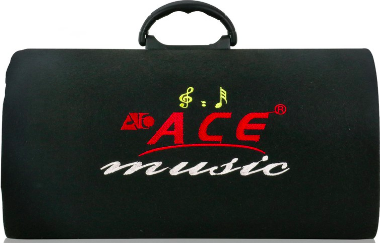 ACE 6IN CAR AUDIO SYSTEM SUBWOOFER (BLACK) SM-06CSD