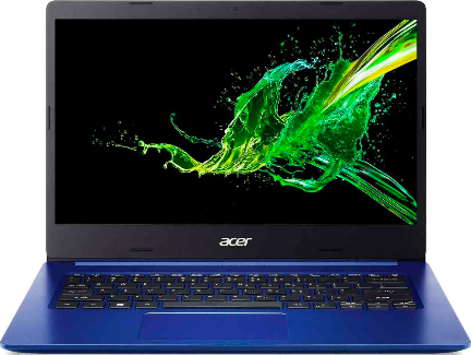 ACER 14IN INTEL I5-10210U 8GB 512GB SSD (BLUE) A514-52G-55N3