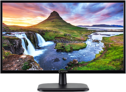 ACER AOPEN 23.8 IN FHD LED MONITOR (BLACK) 24CL1Y