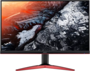 ACER 27IN FHD GAMING MONITOR (BLACK) KG271B