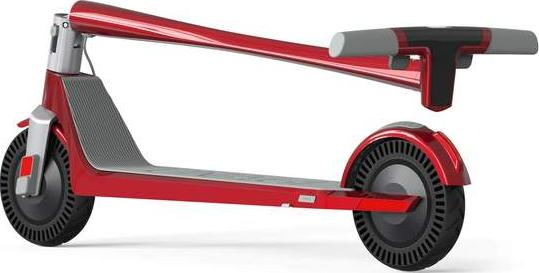 UNAGI MODEL ONE E500 DUAL MOTOR FOLDABLE ELECTRIC SCOOTER (SCARLET FIRE)