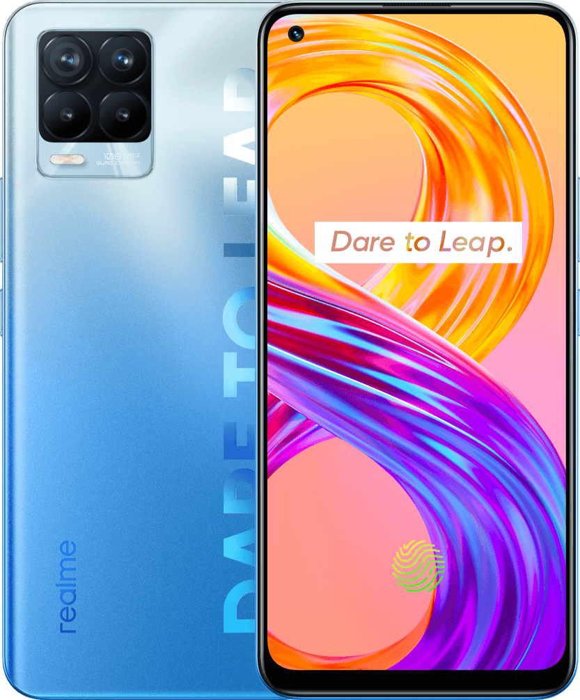 REALME 8 PRO 6.4IN 6GB 128GB LTE (INFINITE BLUE)