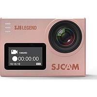 SJCAM SJ6 LEGEND 16MP ACTION CAMERA (ROSE GOLD)