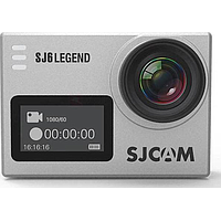 SJCAM SJ6 LEGEND 16MP ACTION CAMERA (SILVER)
