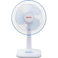SONA 12IN DESK FAN (40W) SFD 1221A