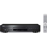 YAMAHA CD PLAYER (BLACK) CD-S300