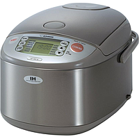 ZOJIRUSHI IH (INDUCTION HEATING) RICE COOKER (1.0L) (STAINLESS) NP-HBQ10 (XA)