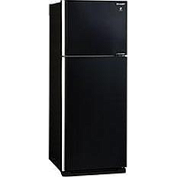 SHARP 2 DR TOP MOUNT FREEZER REFRIGERATOR (GROSS 656L) (BLACK) SJ-PG60P-BK