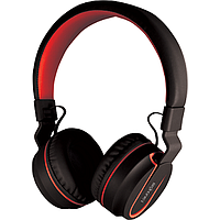 SONICGEAR AIRPHONE V BLUETOOTH HEADPHONES (BLACK / RED)