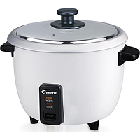POWERPAC RICE COOKER W ALUMINIUM INNER POT (0.6L) (WHITE) PPRC2