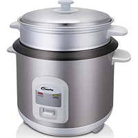 POWERPAC RICE COOKER W STEAMER (0.6L) PPRC62