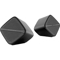 SONICGEAR CUBE PEACH PORTABLE SPEAKER (BLACK)