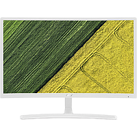 ACER 23.6IN ED2 CURVED MONITOR FULL HD (WHITE) ED242QR WI