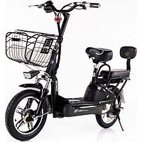 MOBOT EV SEATED ELECTRIC SCOOTER (240W) (BLACK)