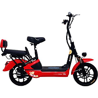 MOBOT EV SEATED ELECTRIC SCOOTER (240W) (RED)