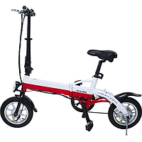 MOBOT DYNAMIC MINI 12IN POWER ASSISTED ELECTRIC BICYCLE (8AH) (RED)