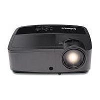 INFOCUS ULTRA BRIGHT WIDESCREEN PROJECTOR (BLACK) IN2126A