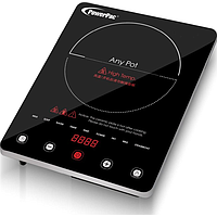 POWERPAC CERAMIC INDUCTION COOKER (2000W) (BLACK) PPIC880