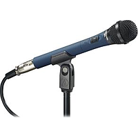 AUDIO-TECHNICA VOCAL N INSTRUMENT CARDIOID CONDENSER MICROPHONE MB 4K