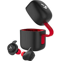 HAVIT G1W TRUE WIRELESS EARBUD (BLACK / RED)