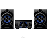 SONY HIGH POWER AUDIO SYSTEM W DVD (BLACK) MHC-M40D