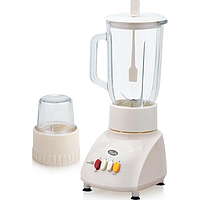POWERPAC MY CHOICE GLASS JUG BLENDER (1.3L) (250W) (WHITE) MC168