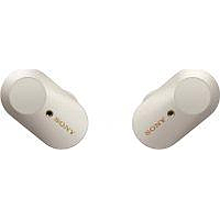 SONY WIRELESS NOISE CANCELLING EARBUDS (SILVER) WF-1000XM3SME