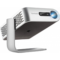 VIEWSONIC M1+ PORTABLE LED PROJECTOR (SILVER)