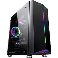 ARMAGGEDDON NIMITZ N7 GAMING PC (BLACK)