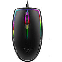 ALCATROZ ASIC 7 OPTICAL WIRED MOUSE (BLACK)