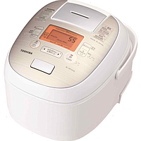 TOSHIBA RICE COOKER (1L) (1100W) (LIGHT PINK) RC-DR10LSG