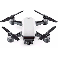 DJI SPARK FLY MORE COMBO DRONE CAMERA (ALPINE WHITE)