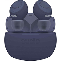SUDIO TOLV R TRUE WIRELESS IN EAR EARBUDS (CLASSIC BLUE)