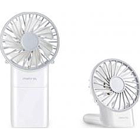 MISTRAL 3IN USB RECHARGEABLE COOL BREEZE FAN (WHITE) MRF500