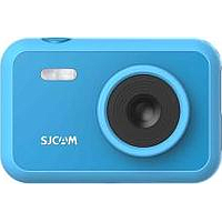 SJCAM FUNCAM ACTION CAMERA FOR KIDS (5MP) (BLUE)