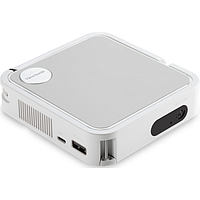 VIEWSONIC M1 MINI LED PICO PROJECTOR (WHITE)