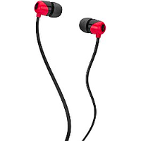 SKULLCANDY JIB IN EAR EARPHONE (BLACK /RED)