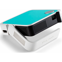 VIEWSONIC PORTABLE LED POCKET PROJECTOR W SPEAKERS