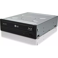 LG SUPER MULTI BLUE INTERNAL SATA 16X BLU RAY DISC REWRITER (BLACK) WH16NS40