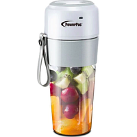 POWERPAC PORTABLE RECHARGEABLE USB JUICE BLENDER PPBL339