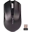A4TECH SILENT CLICKER MOUSE (BLACK) G3-200NS