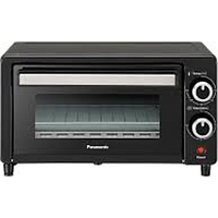 PANASONIC COMPACT OVEN TOASTER (9L) (1000WW) NT-H900KSH