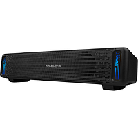 SONICGEAR SONICBAR U200 POWERFUL AUDIO SPEAKER W LED LIGHT EFFECTS (BLACK)