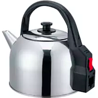 POWERPAC ELECTRIC KETTLE (5L) (2200W) (STAINLESS STEEL) PPJ2055