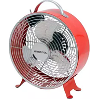 MISTRAL 8IN 3 BLADES TABLE FAN (20W) (RED) MTF8